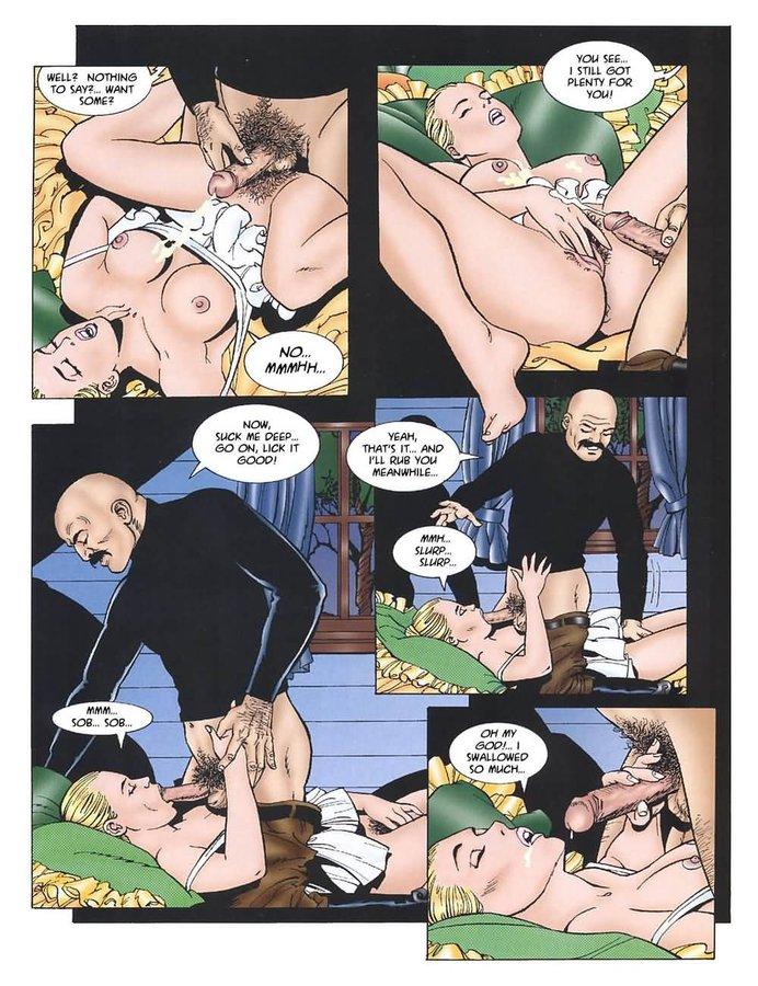 Free Online Sex Comics