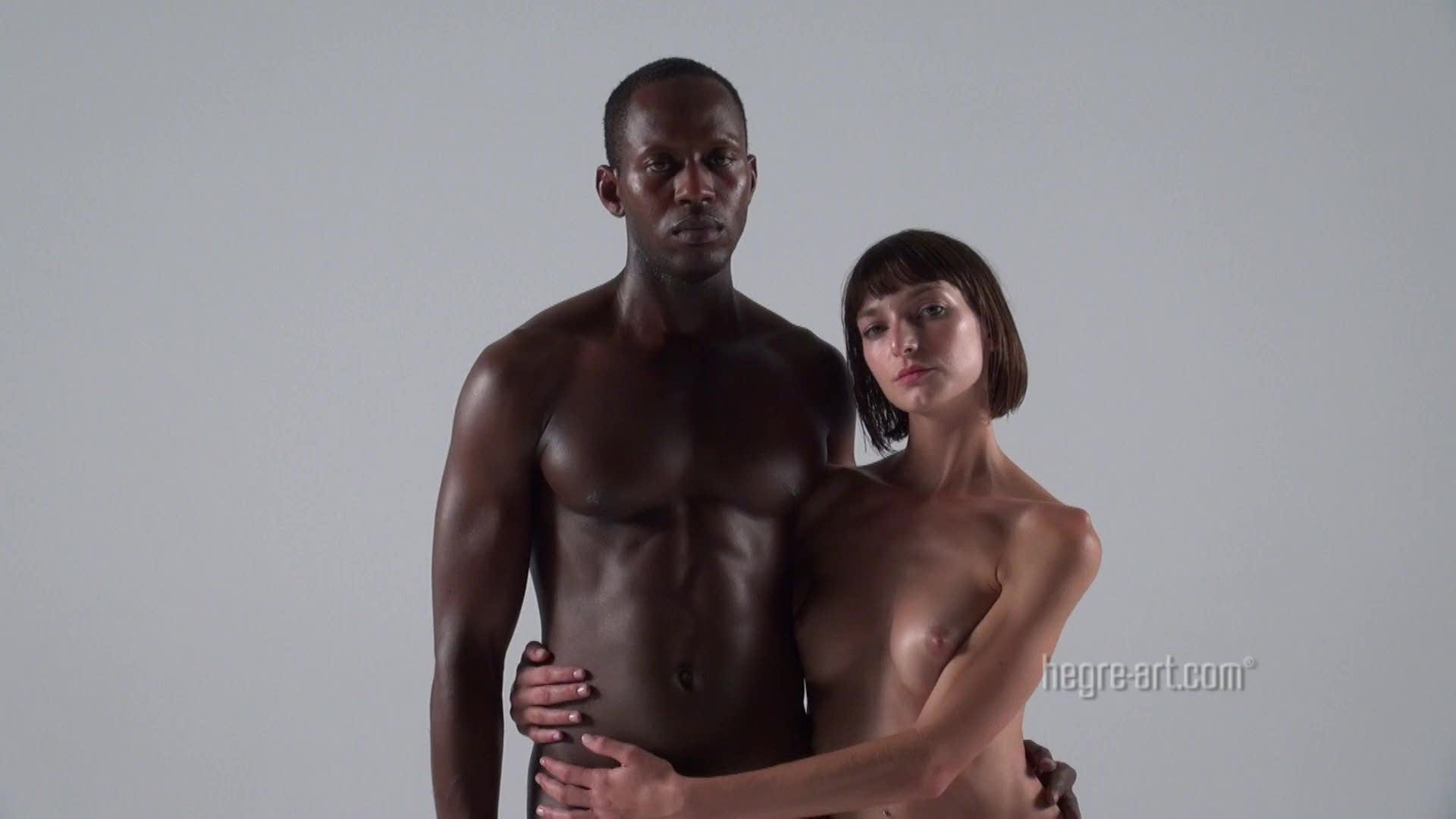 материалы эротика негры с белыми девушками мужичек