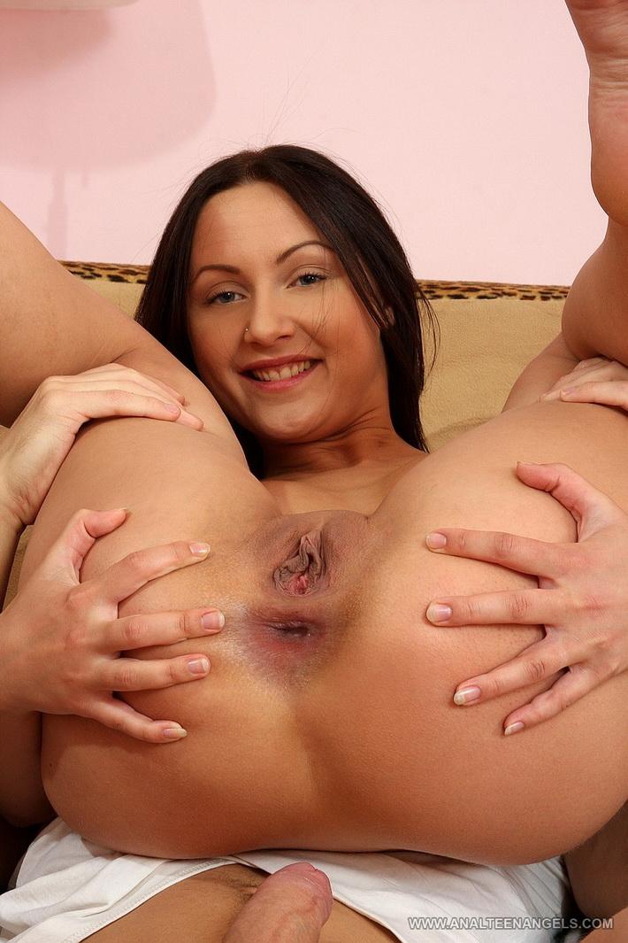 naked bbw bendin over