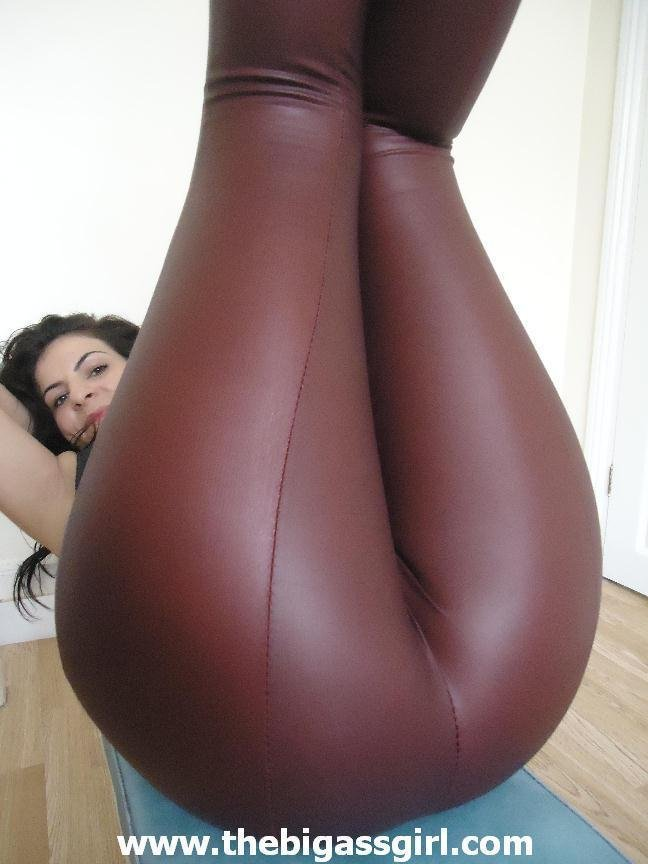 Porn big ass leggings