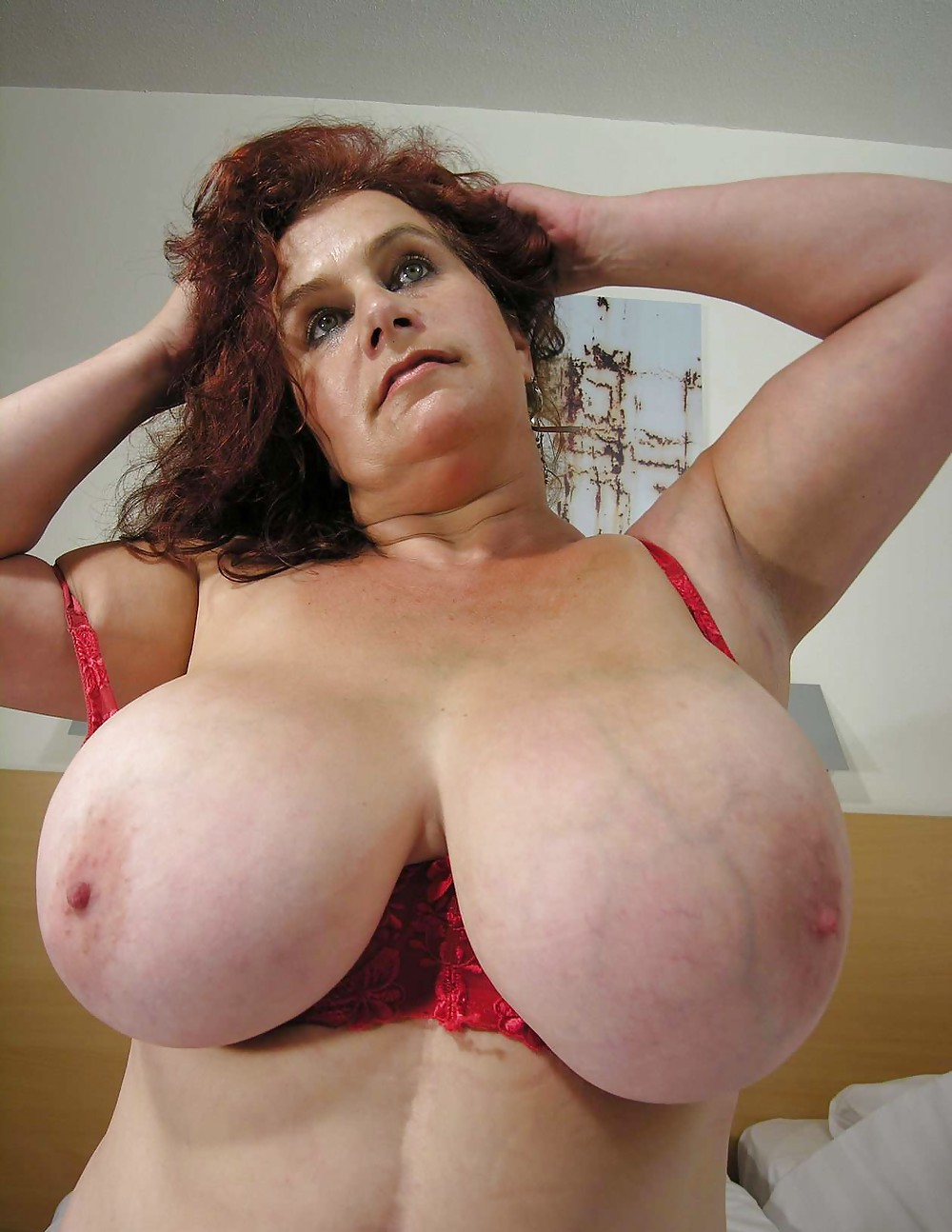 Will big boob gran galleries