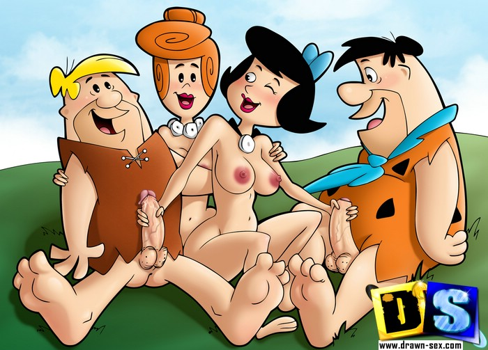 Cartoon Porn Gallery Porno Group Flintstones Dsflintstones