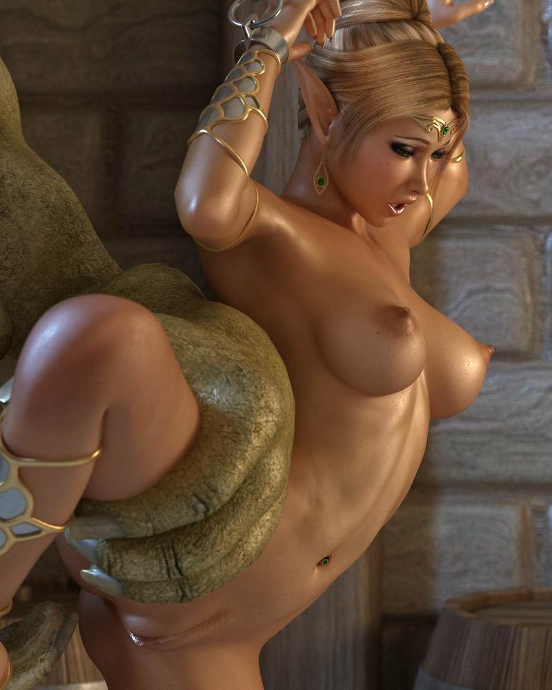 Самые Красивые Обнаженные Эльфийки Порно Мульт
