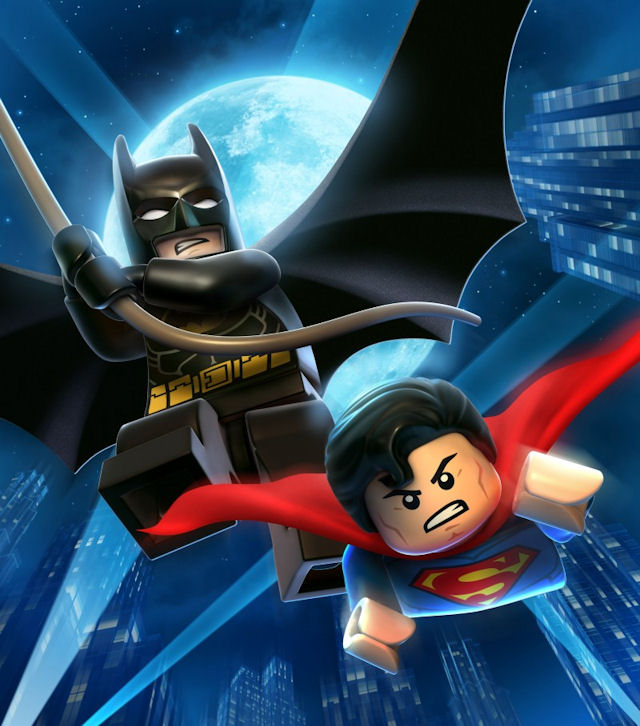 lego porn movie bros team superman batman lego warner