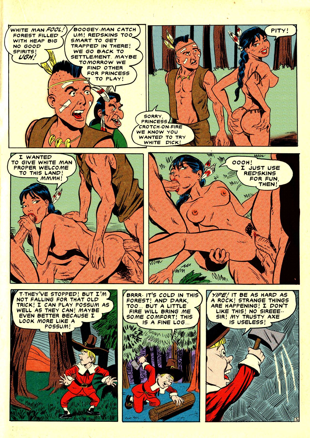 Porn Comic image #9978
