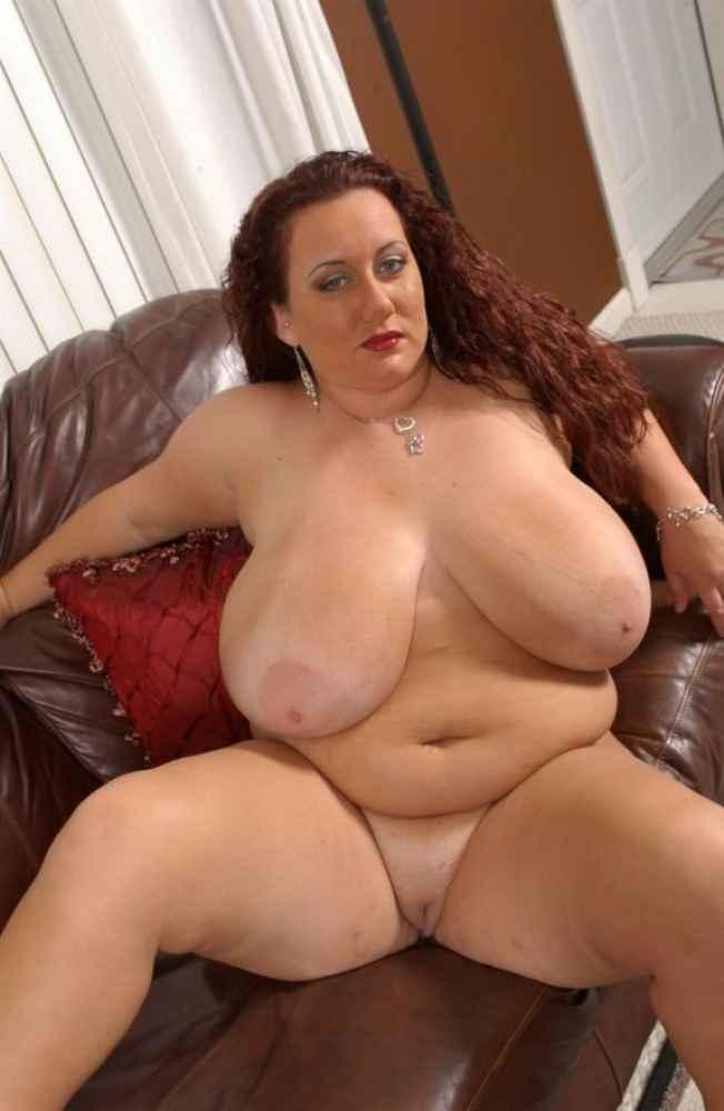 Секс с толстой с огромными сиськами 7 фотография