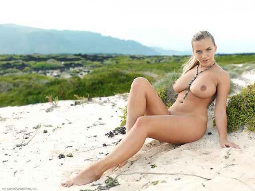 Beach big ass porn