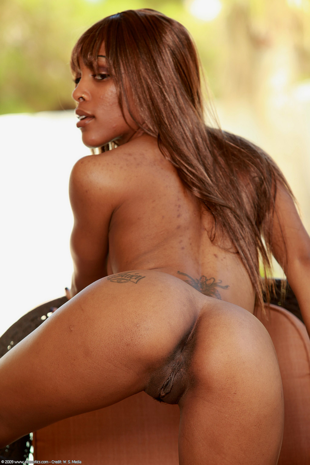 Ebony nude pic woman