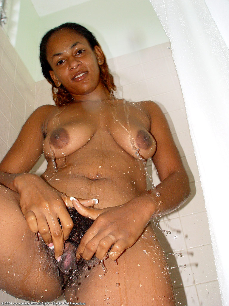 Ebony nude females