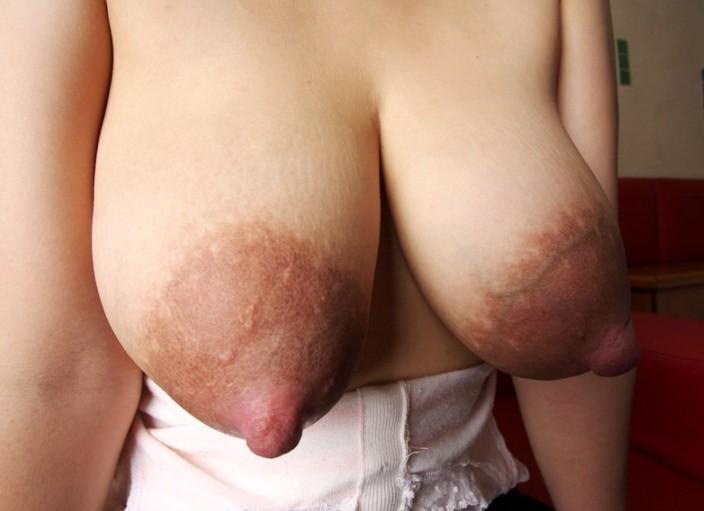 Nipples upclose