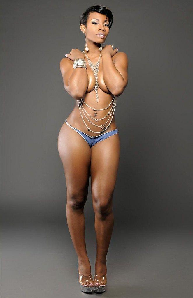 Black women in white tights porn