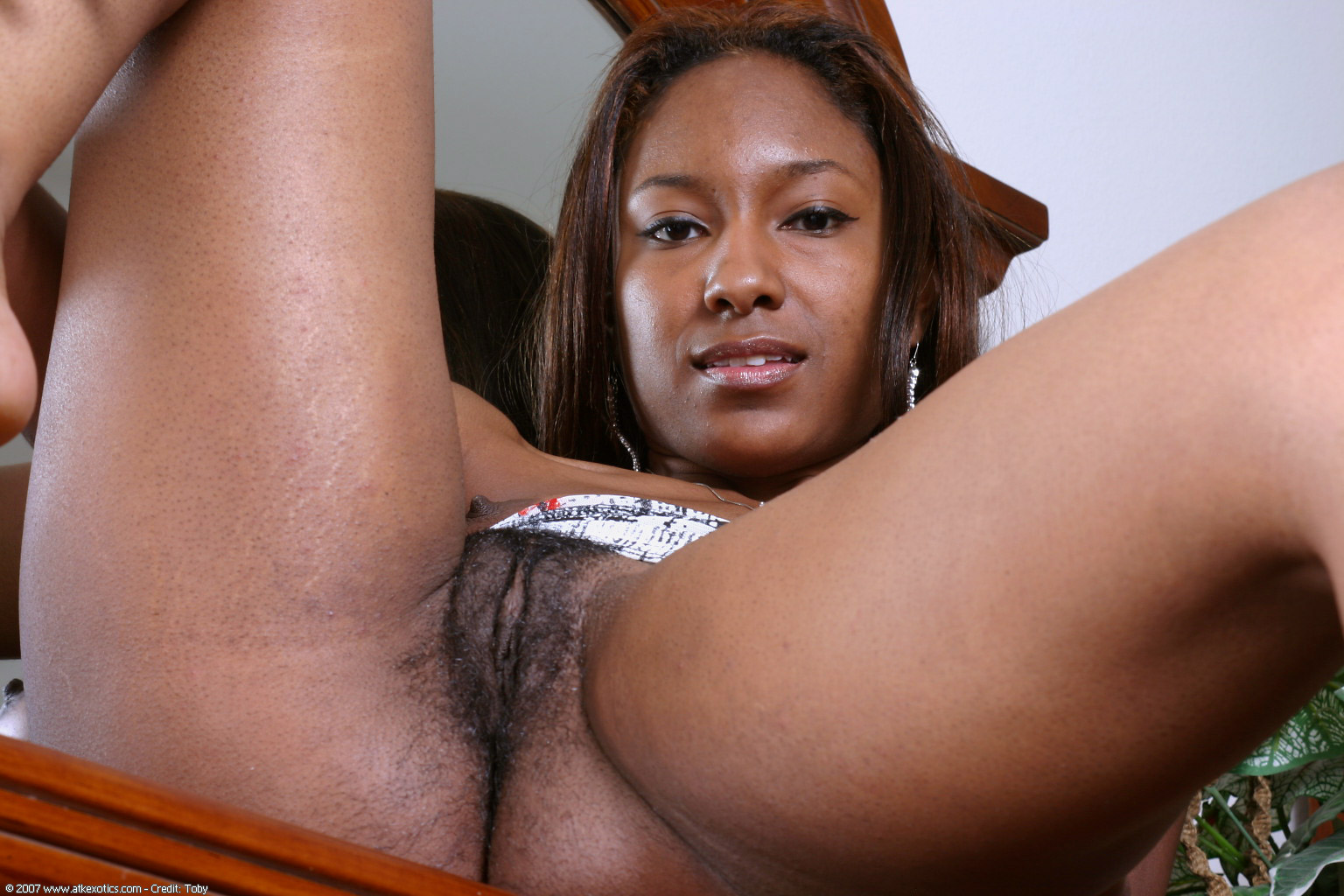 Shelly atk ebony exotics Hairy fuck picture