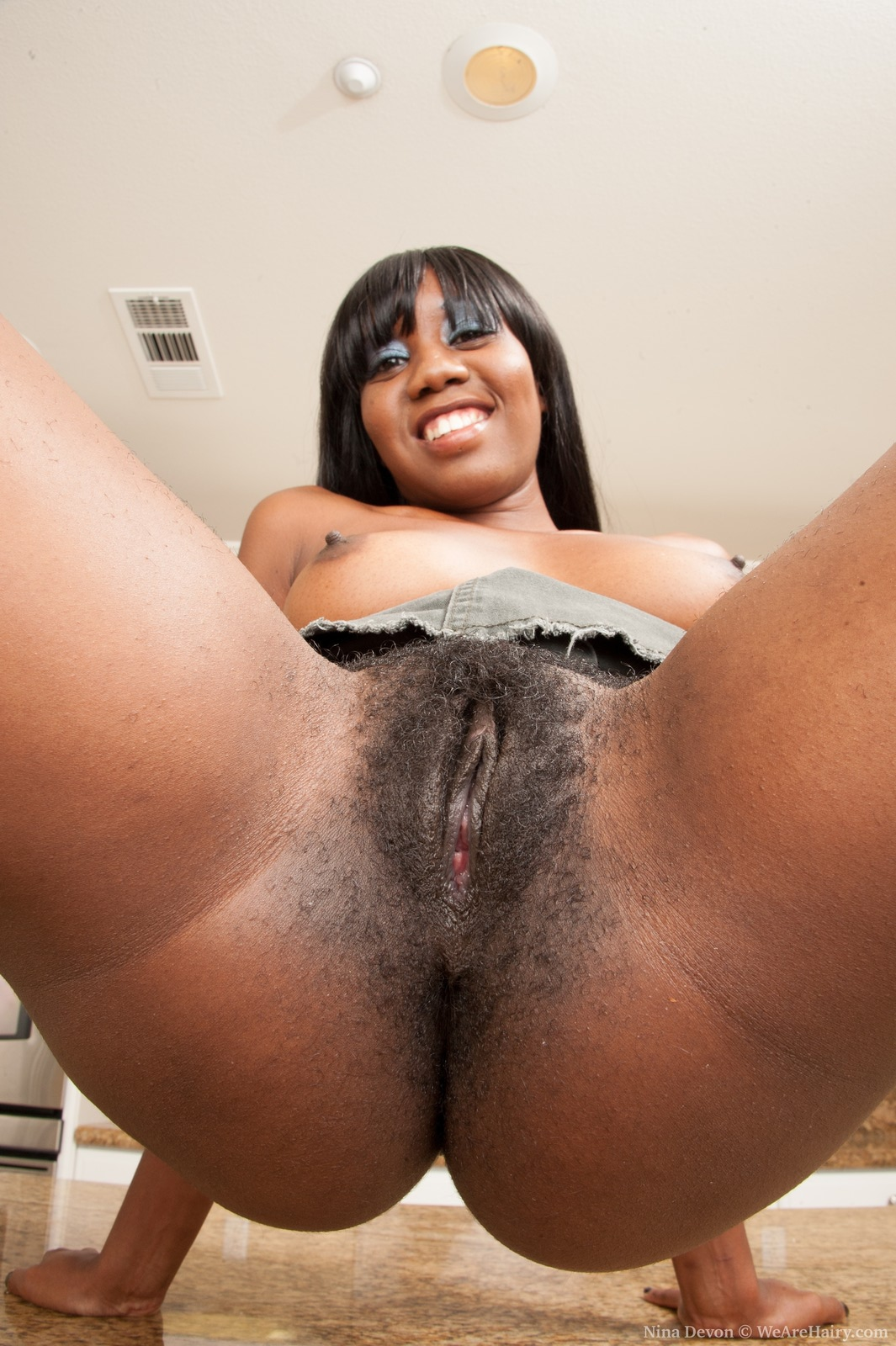 Playing My Pussy Work Ebony