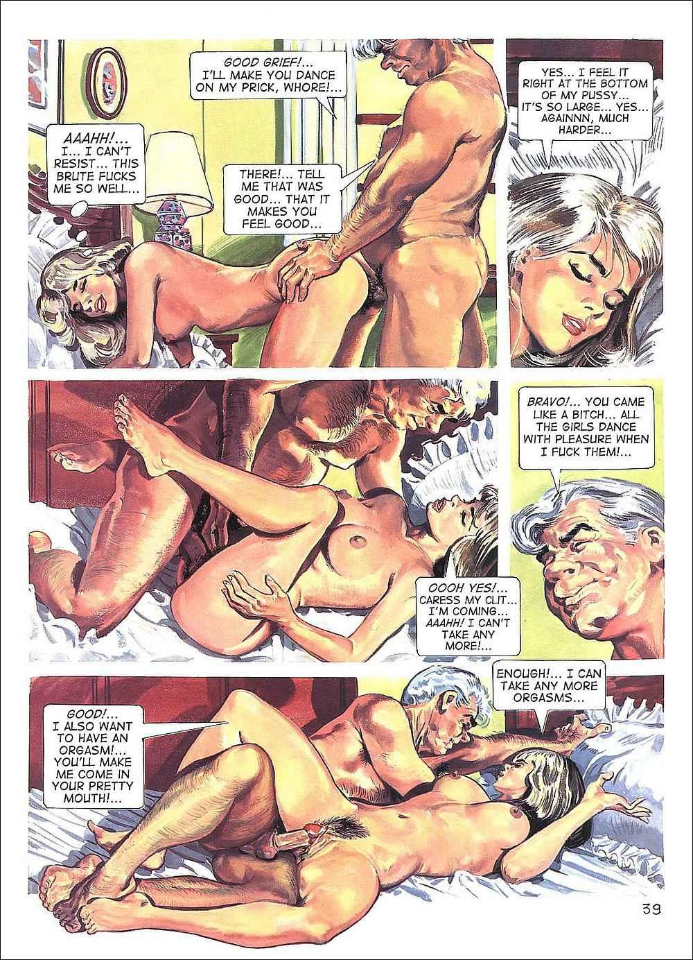 Comics erotic 15 Comics