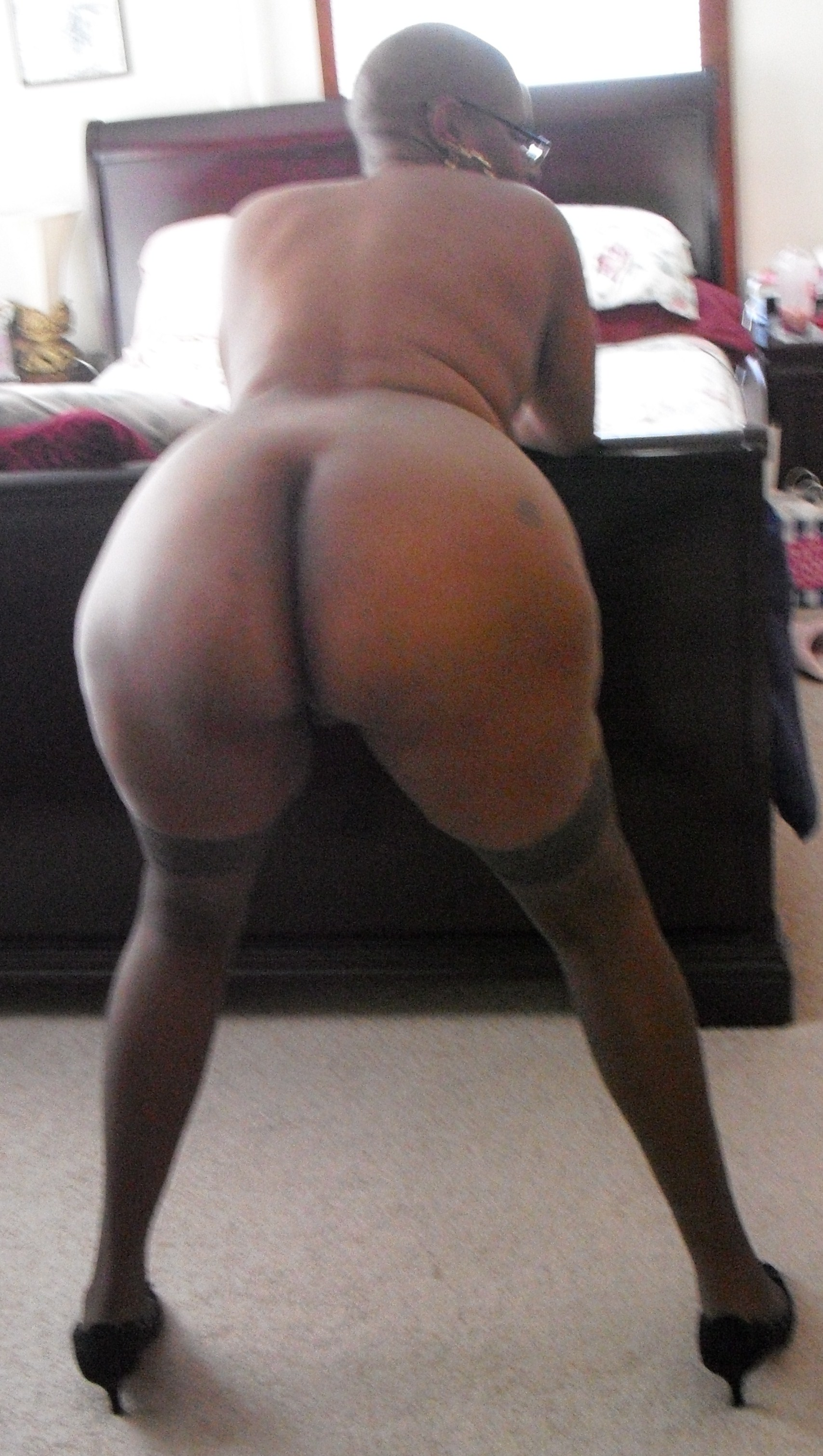 Black Fat Bbw Ass