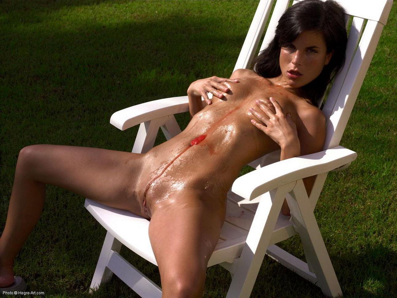 Girls amateur bikinis fat