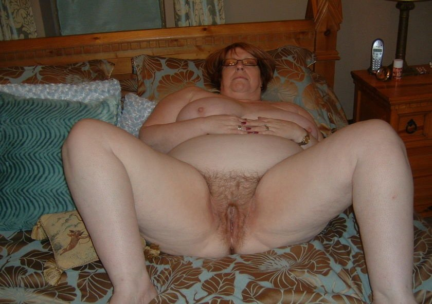 naked ugly chick Fat