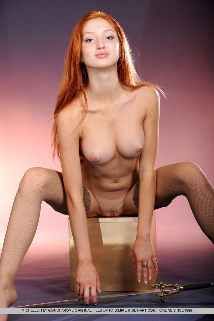 free nude red heads