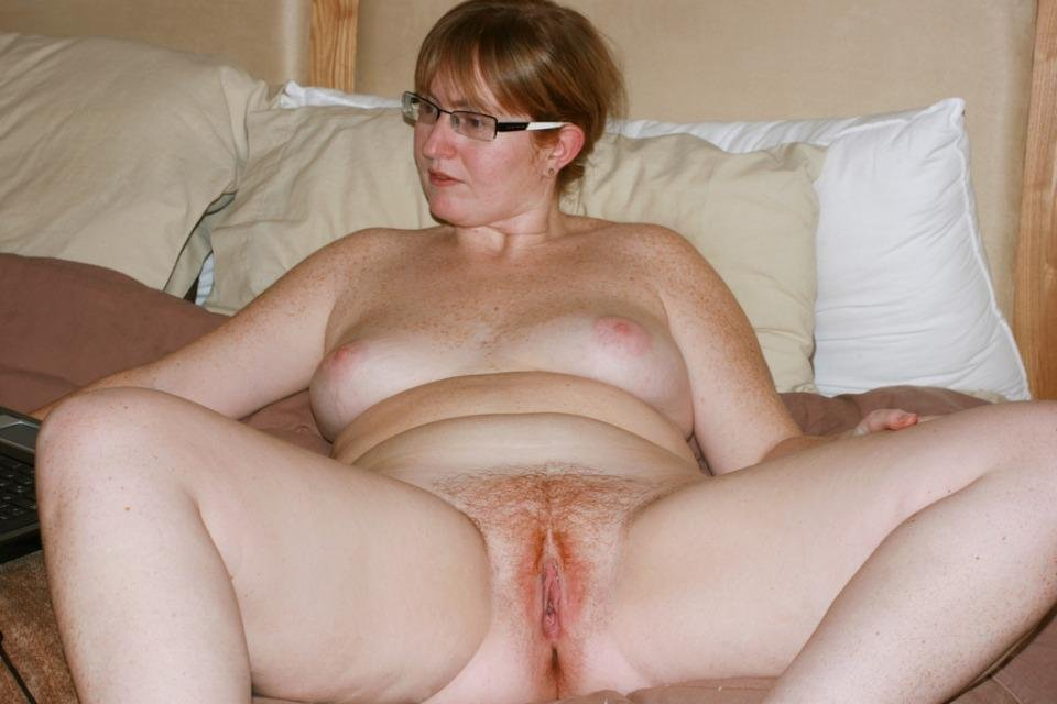 And old nude mature and
