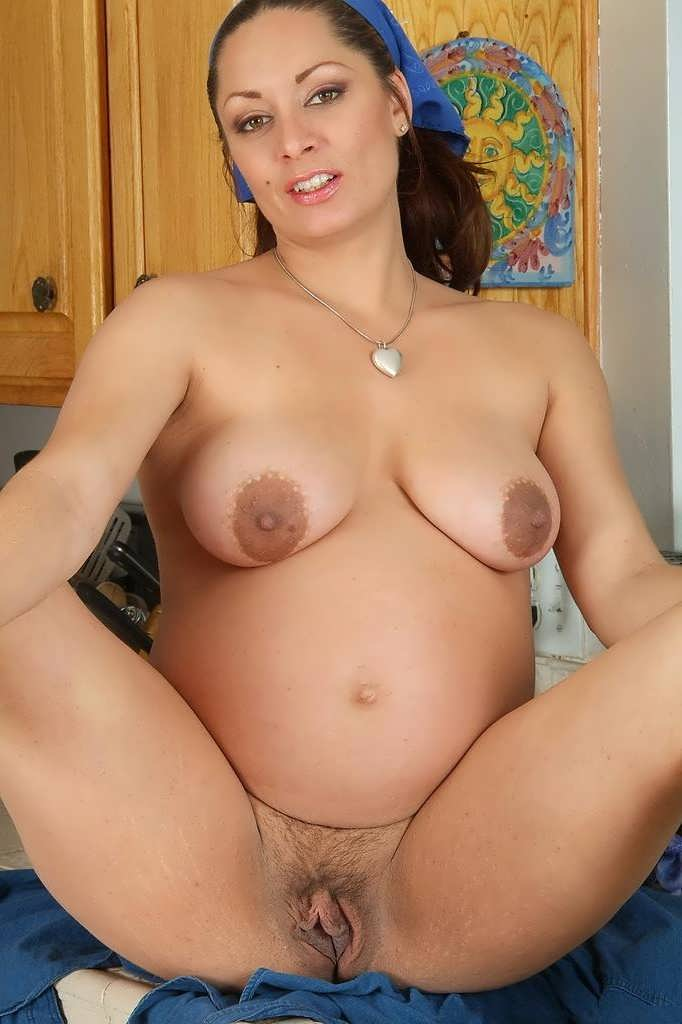 naked pregnant latina sex