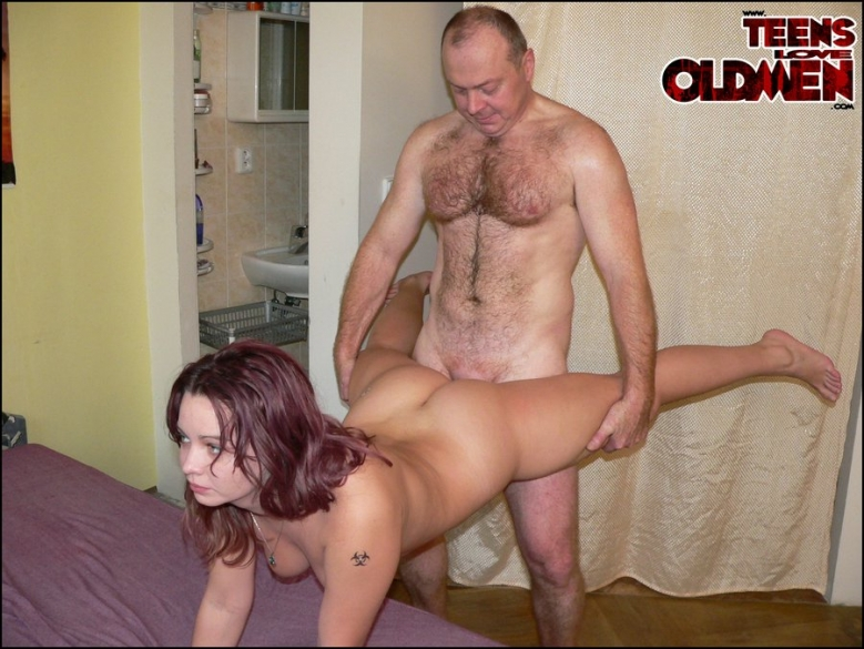 girls having sex with old men