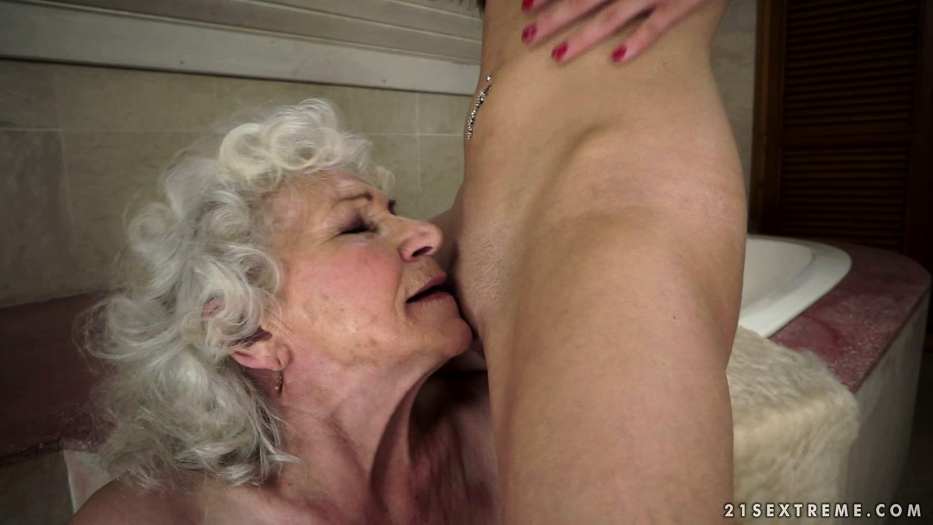 You tell Grandma porn free videos think