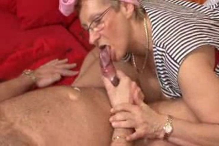 Can recommend old granny porno does not