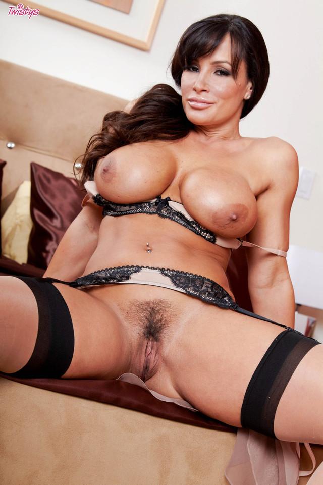 black lingerie porn