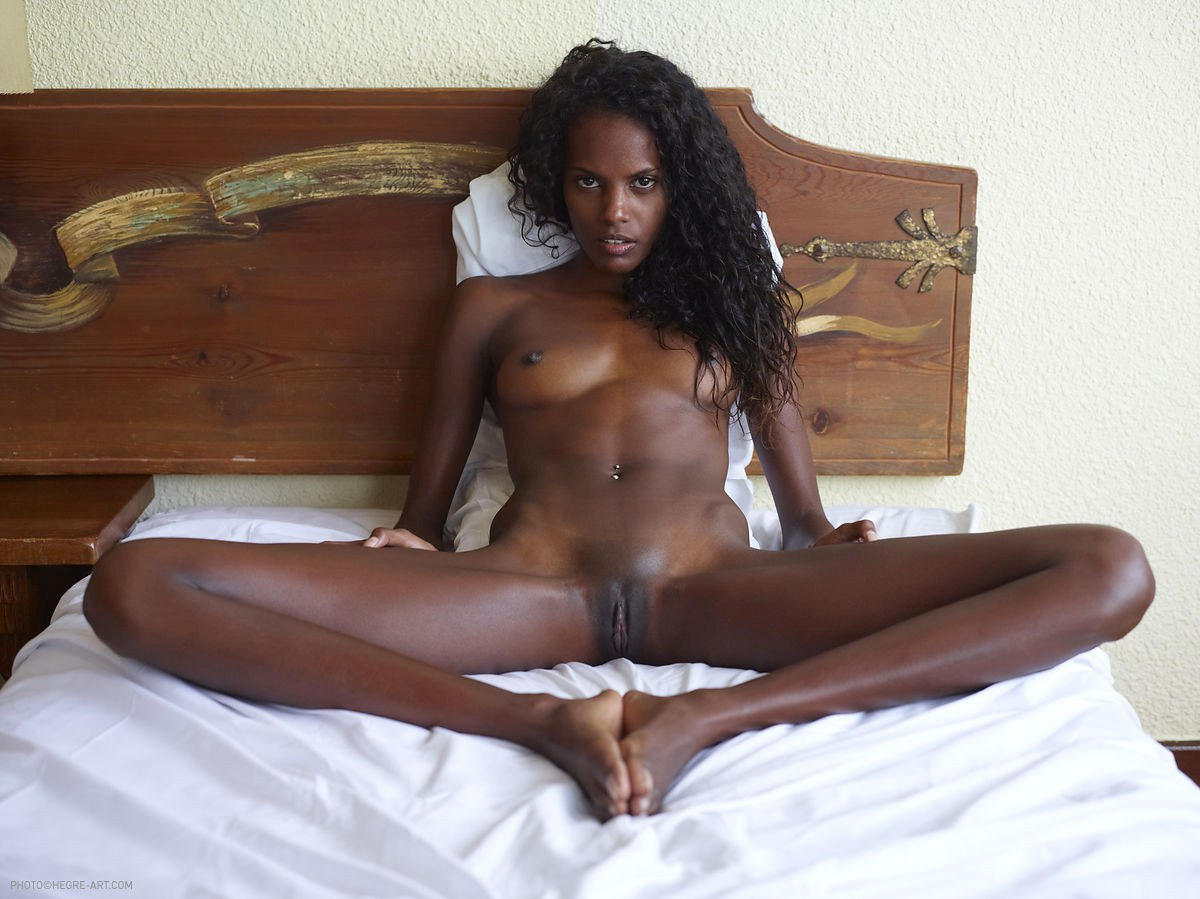 Seems Black girls naked on bed thanks