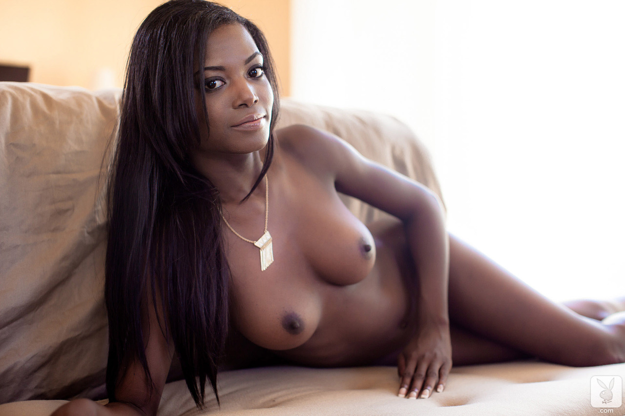 naked black women