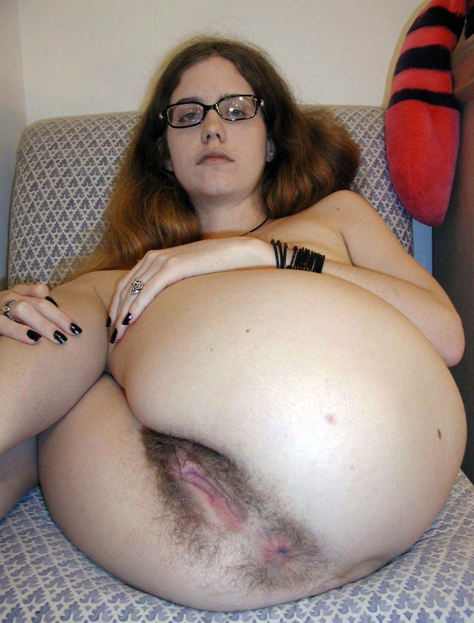 Hot hairy pusy