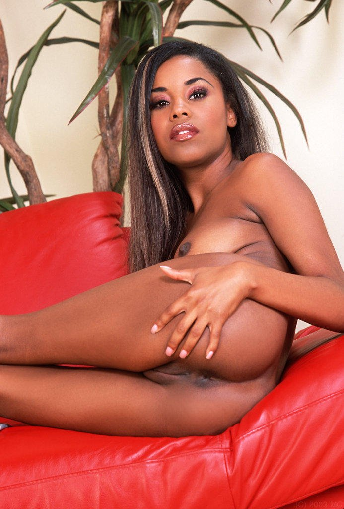 All Naked sexy black women thickish not
