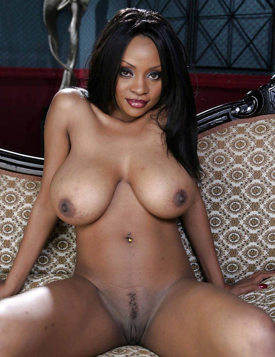 hot black chick