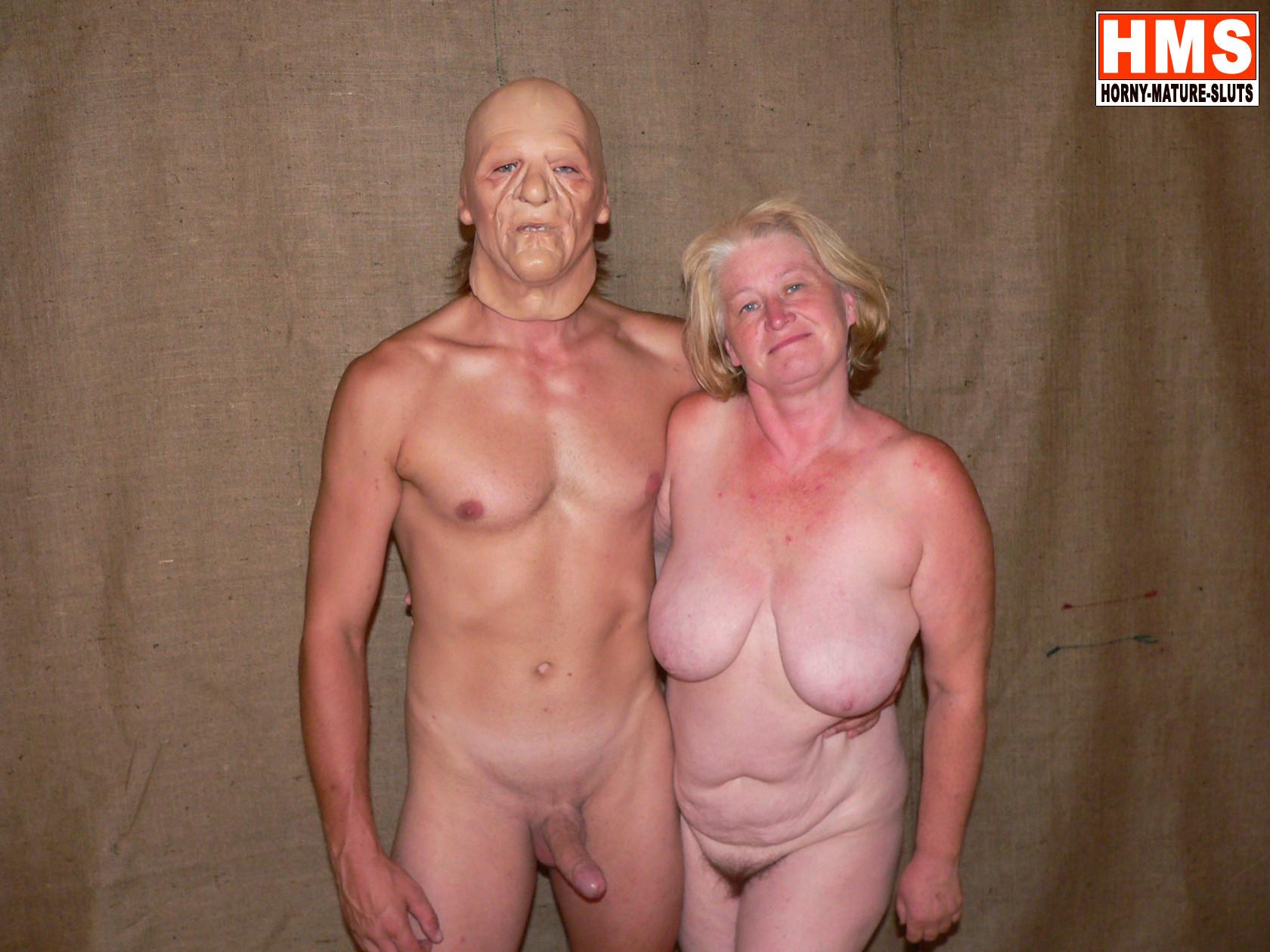 Фетиш с пожилой женщиной 6 фотография