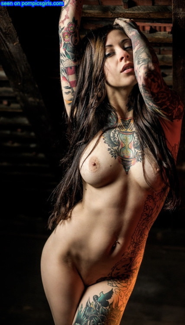 Women nude tattoo pics very good