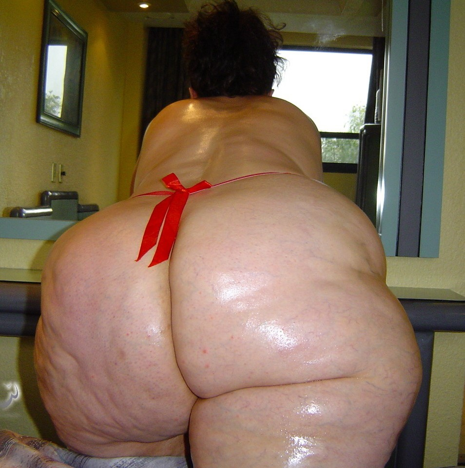 big butt bubble fat ass bbw