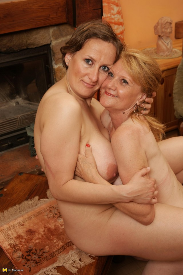 Mature women fucked by young