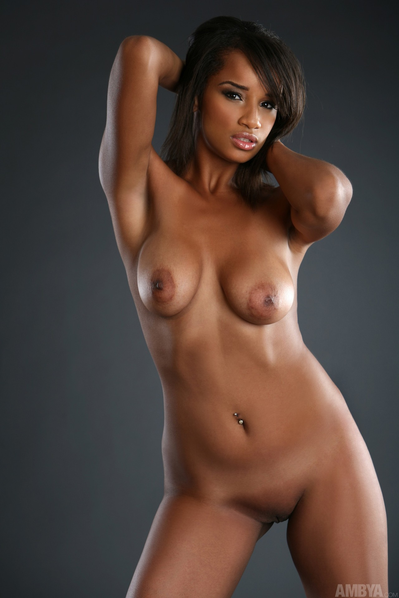 Black Hot Nude Girl