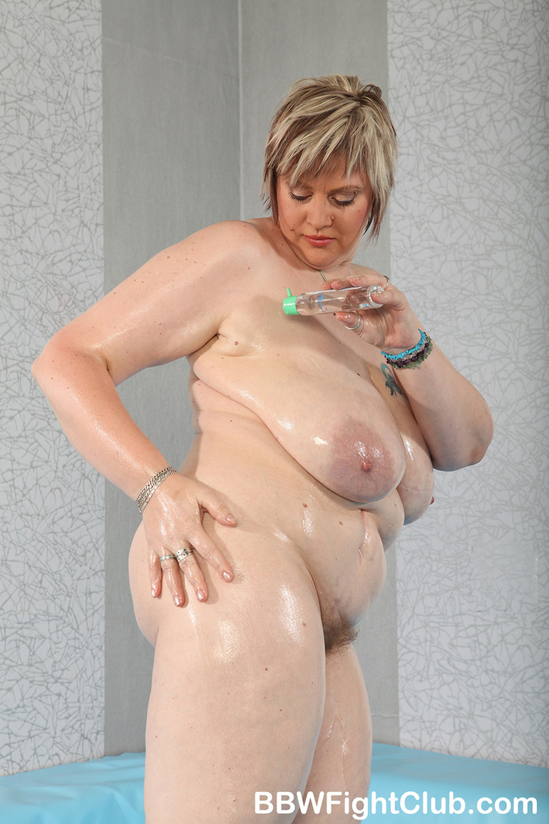 Photos naked fat gaining women
