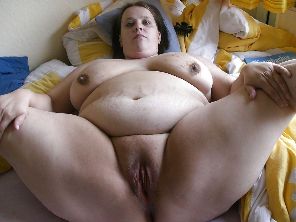 Mine the fat big naked woman