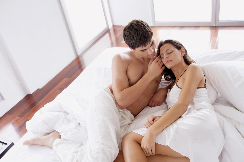 Первый Секс После