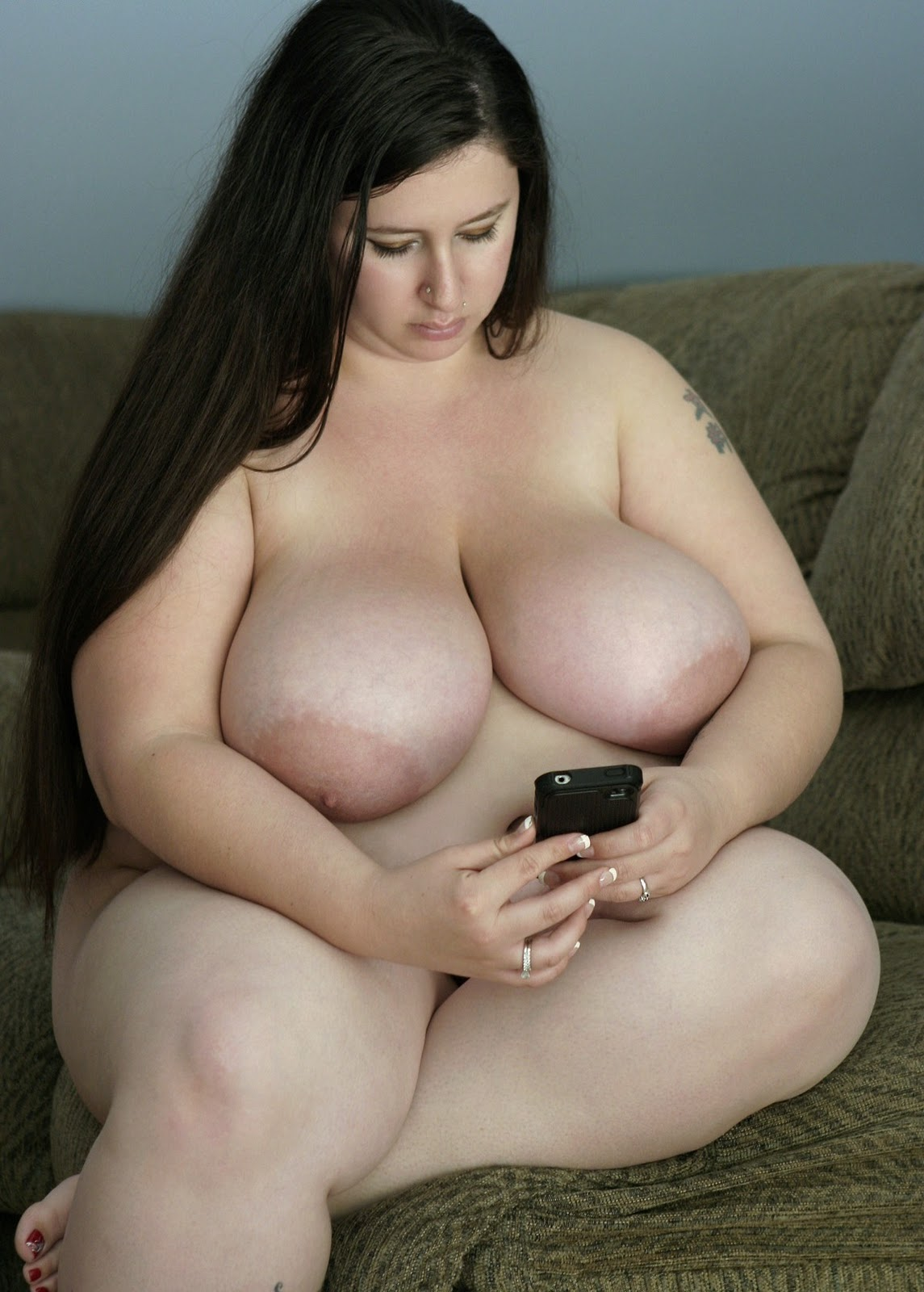Not simple Chunky hot chick nude are not