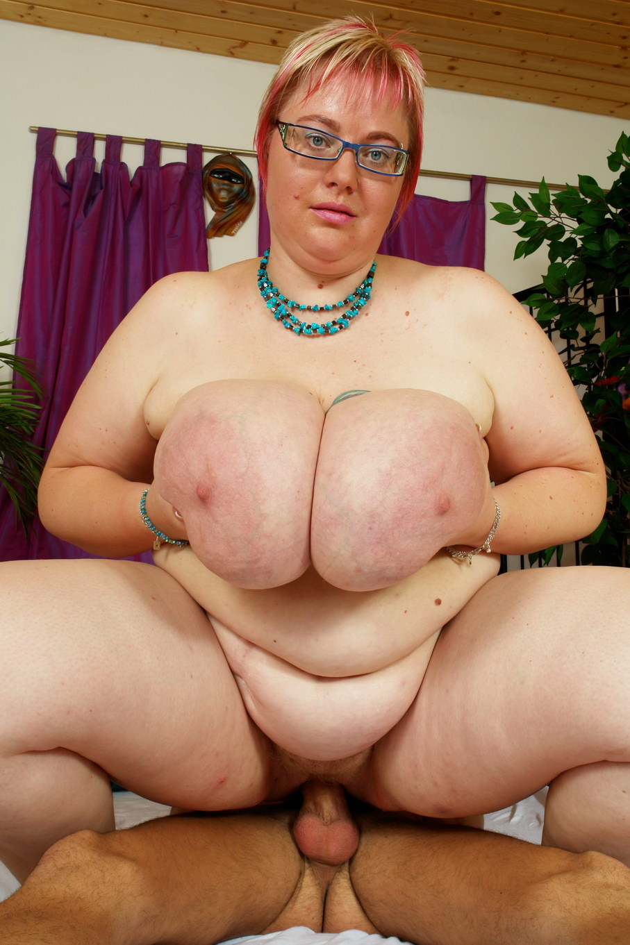 Seems brilliant Chubby short haired nude especial