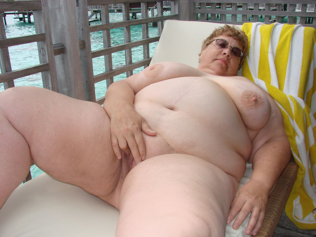 Big fat mature ladies