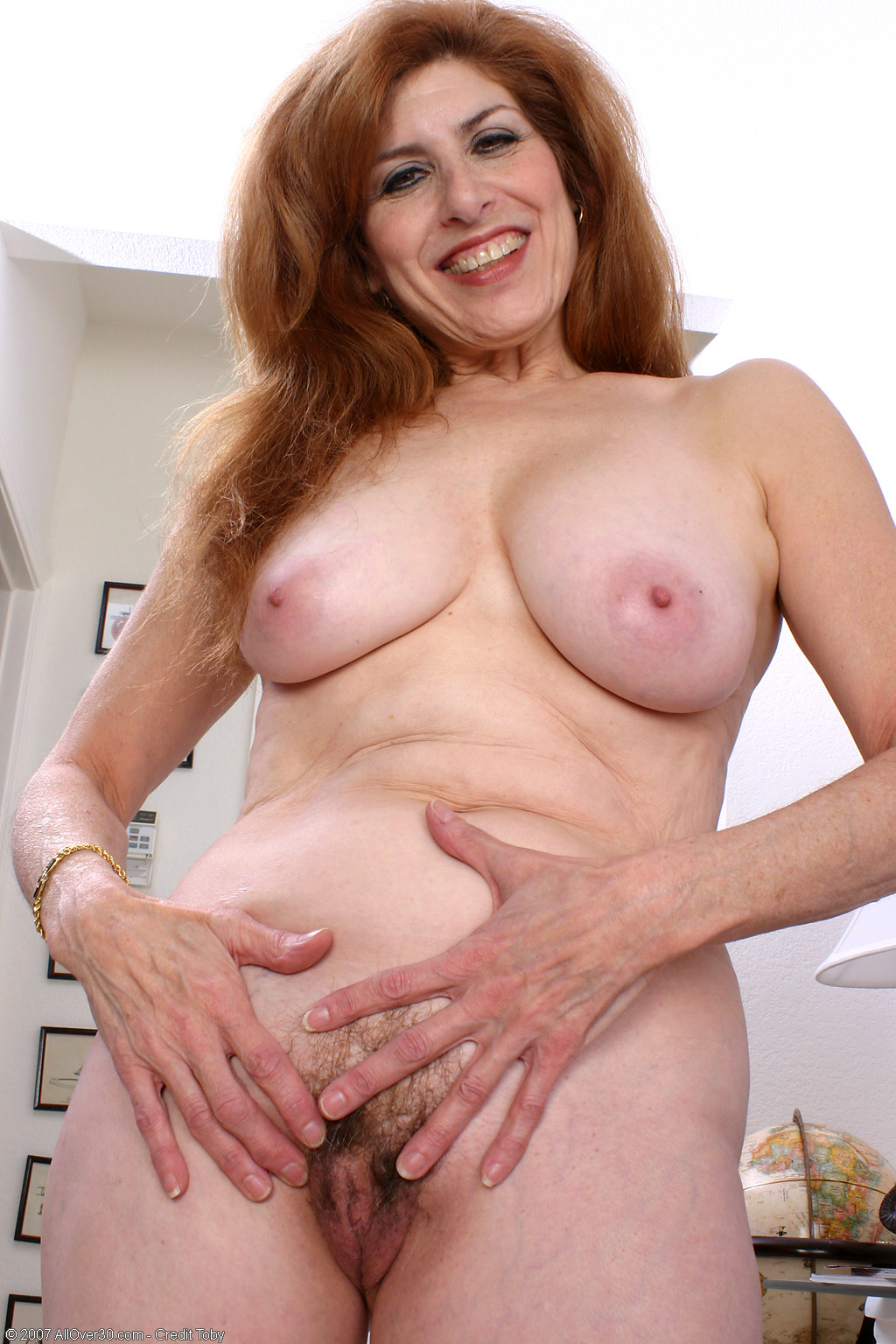 Women mature topless older