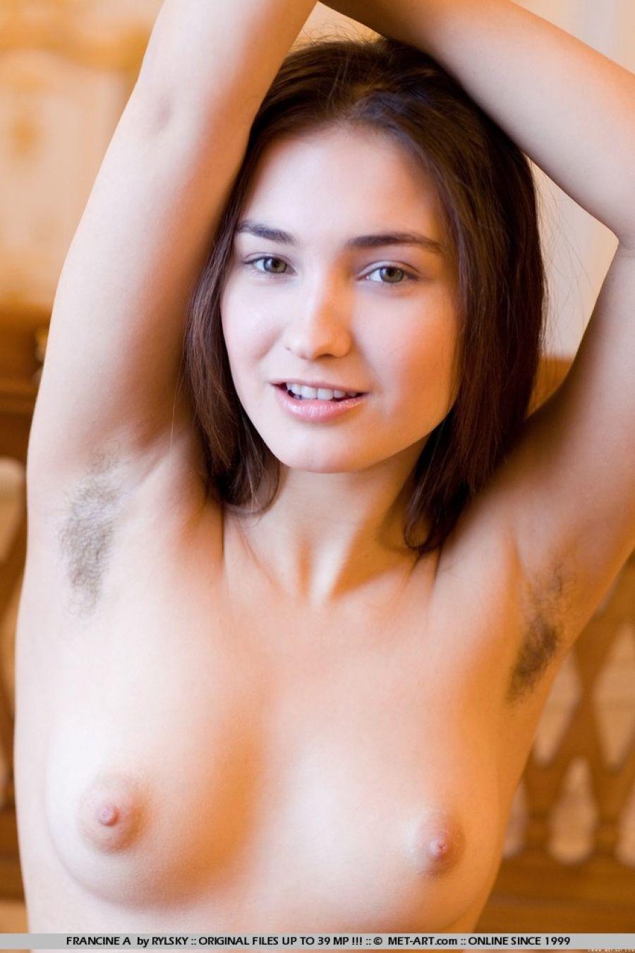 Met art hairy armpits nudes