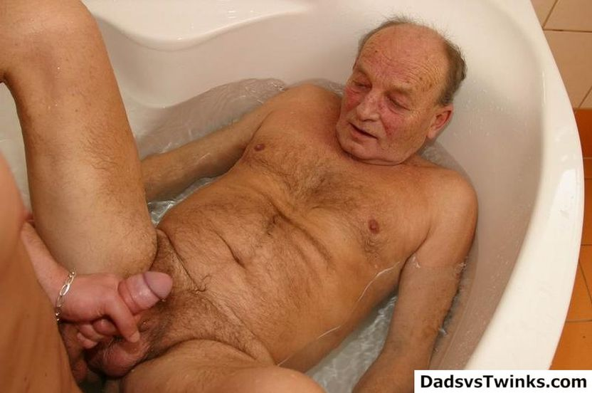 young older gay
