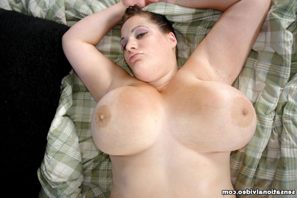 Are Naked fat women big tits opinion