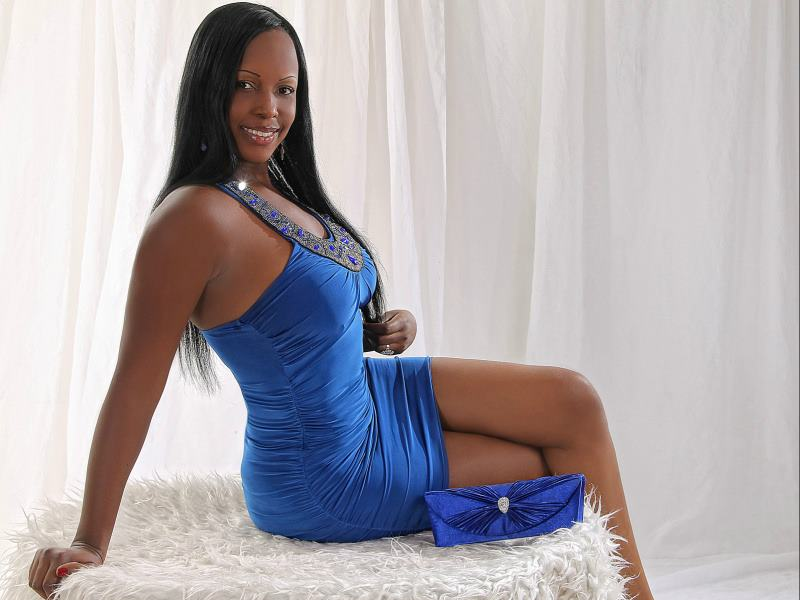 Mature women gorgeous black