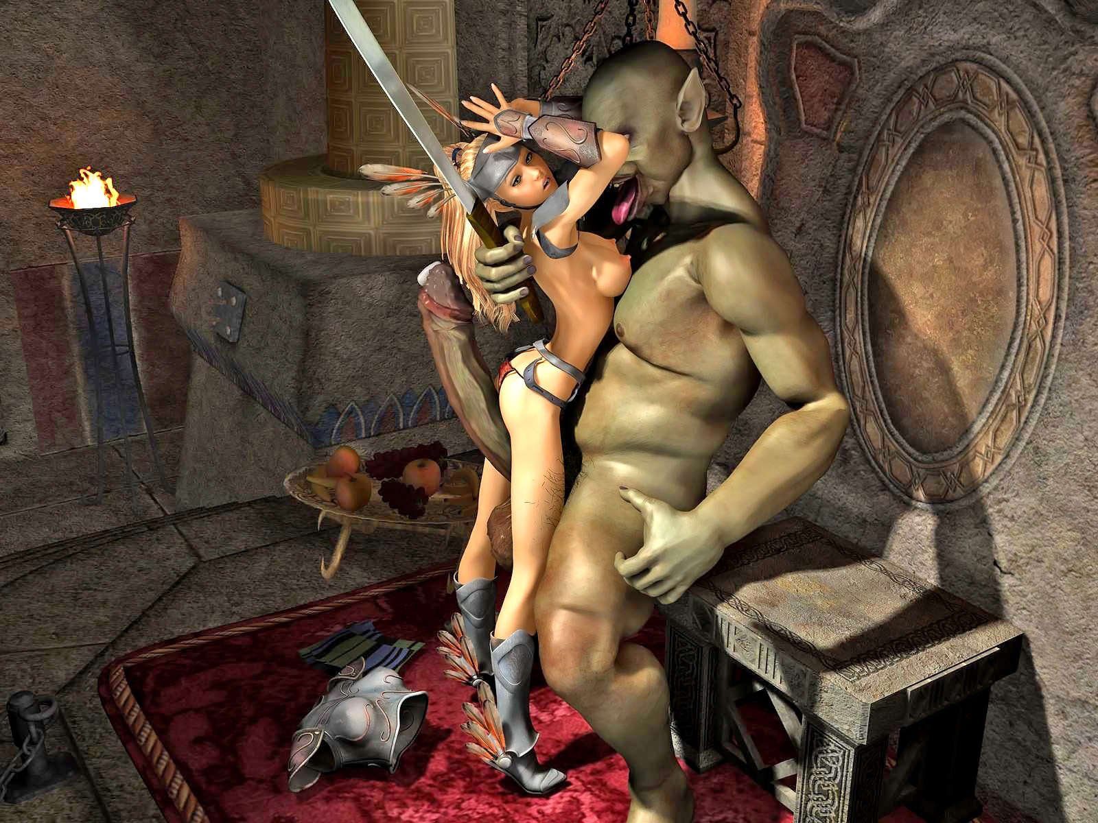 Free demon porn sex galleries